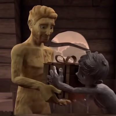 Краток анимиран филм за моќта на татковската љубов и грижа