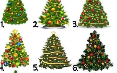 Новогодишен тест: Одберете ја елката што најмногу ви се допаѓа и дознајте каква година ве очекува