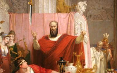 Поучна приказна за Дамокловиот меч со длабоко филозофско значење