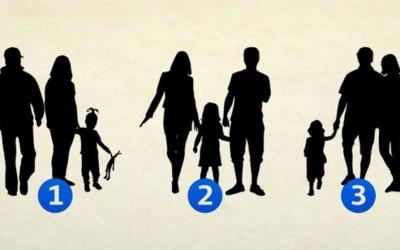 Психолошки тест: Кое од семејствата претставени на сликите сметате дека е лажно?