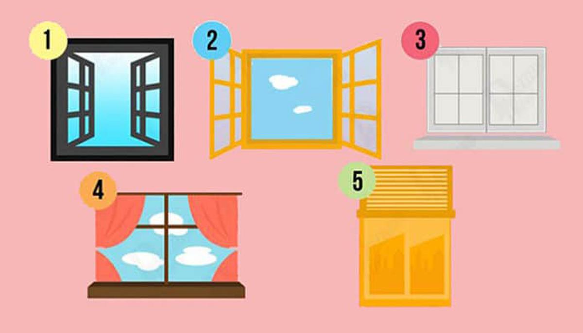 Тест на личност: Прозорецот што најмногу ве привлекува ќе ви открие нешто за вашиот карактер