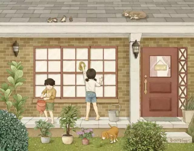 10-prichini-zoshto-tokmu-taa-e-vasheto-najgolemo-bogatstvo-korejska-umetnichka-gi-ilustrira-spomenite-od-izrasnuvanjeto-zaedno-so-sestra-www.kafepauza.mk_