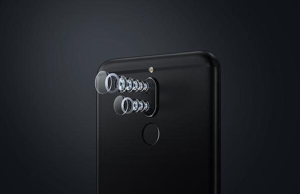 Професионално селфи студио со камерата на Huawei Mate 10 lite