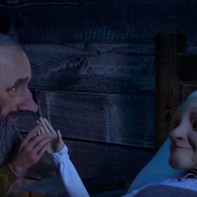 Ѕвездена светлина: Краток анимиран филм што ќе ви го стопли срцето