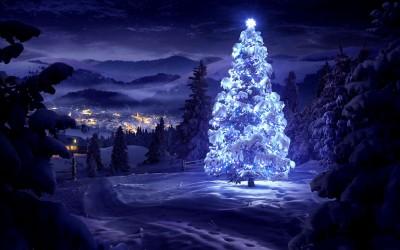 Прекрасна руска легенда за китењето на елката: Што симболизира ѕвездата на врвот од дрвото?