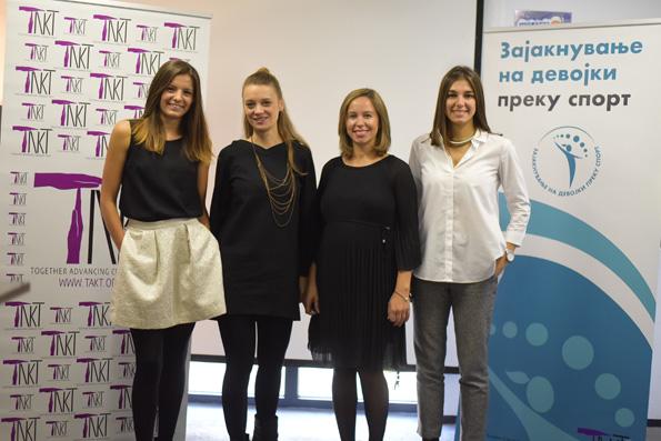 Силвија Митевска и нејзината борба за родова еднаквост во спортот: Секоја од нас има моќ да си го исполни сонот!