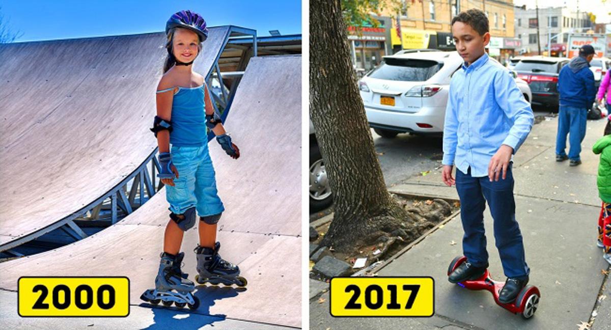 15 примери што ќе ви докажат колку многу се има сменето светот за 17 години