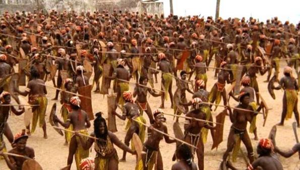 Фотографии од вистинските Амазонки кои им предизвикувале страв во коски на непријателите