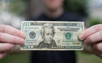 Банкнота од 20 долари: Прочитајте ја оваа поучна приказна доколку се чувствувате безвредно