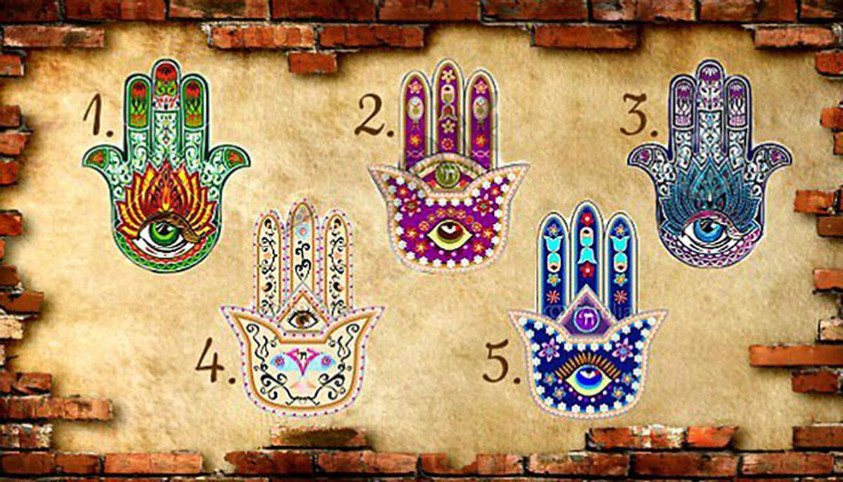 Одберете ја дланката што најмногу ве привлекува и дознајте кој е вашиот главен животен предизвик
