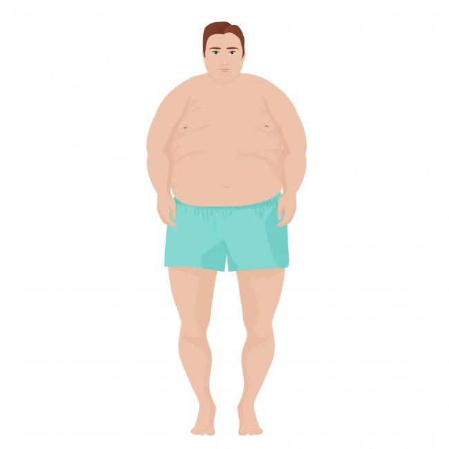 6 видови масни наслаги на телото и како да се ослободите од нив