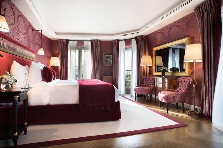 Што ќе добиете ако отседнувате во најдобриот хотел во светот?