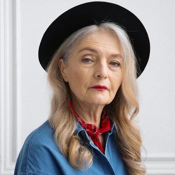 Модна агенција каде што 90-60-90 се однесува на возраста на моделите