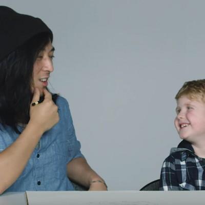 Деца опишуваат како изгледа љубовта