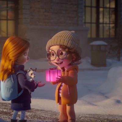 Кратка анимирана приказна што ќе ви го стопи срцето