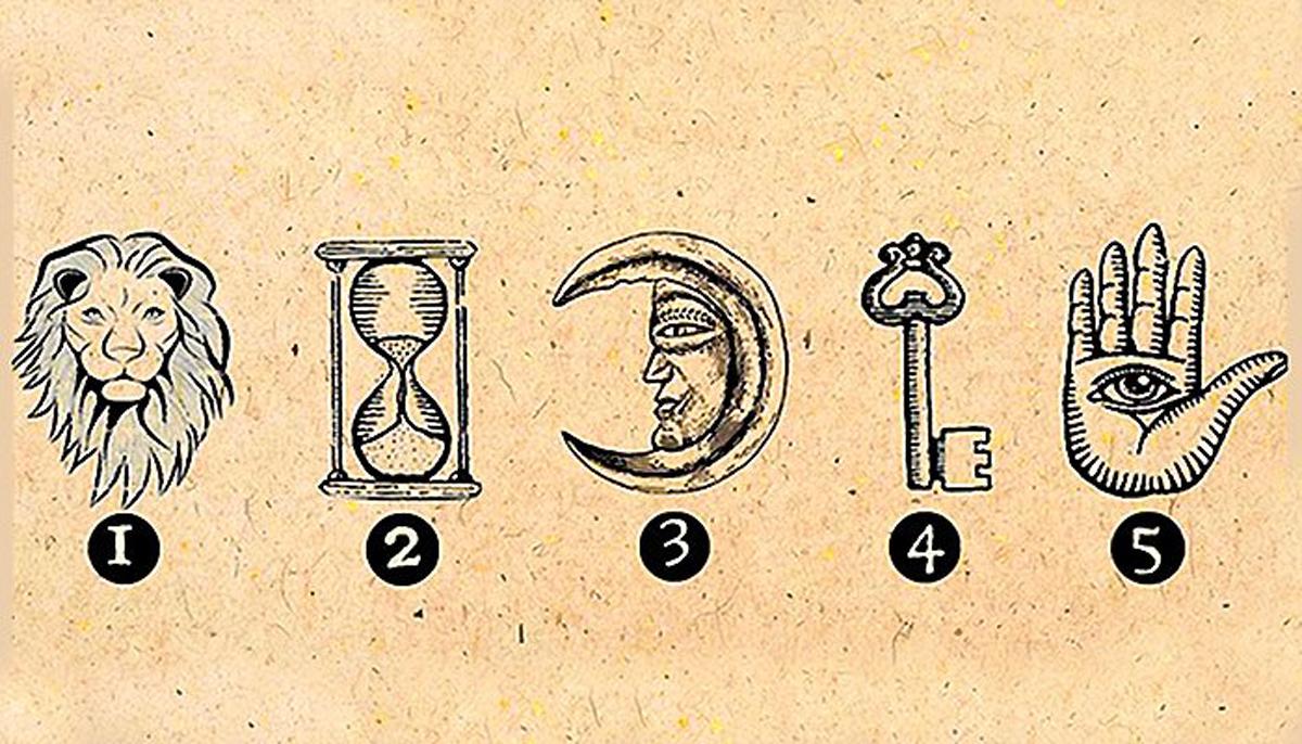 Одберете еден алхемиски симбол и дознајте дали наскоро ќе ви се насмевне среќата