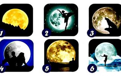 Одберете ја вашата омилена месечина и прочитајте ја моќната порака што ви ја носи