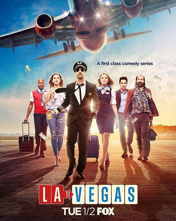 ТВ серија: Од Лос Анџелес до Лас Вегас (LA to Vegas)