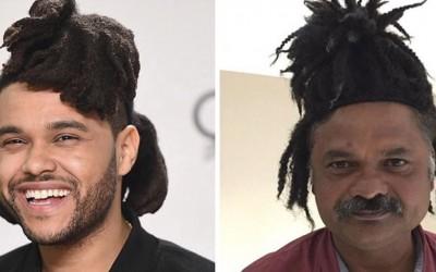44-годишен Индиец го освои Интернетот со неговите урнебесни имитации на познатите личности