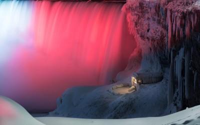 Нијагрините водопади какви што не сте ги виделе досега