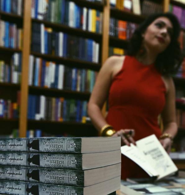 Приказните на Вера Калин: Сакам да ги предизвикам луѓето да разберат дека светот не е црно-бел!