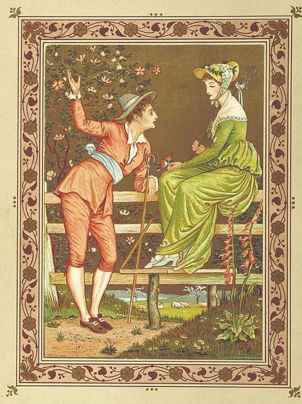 7 историски традиции за Денот на вљубените што се романтични и морничави истовремено