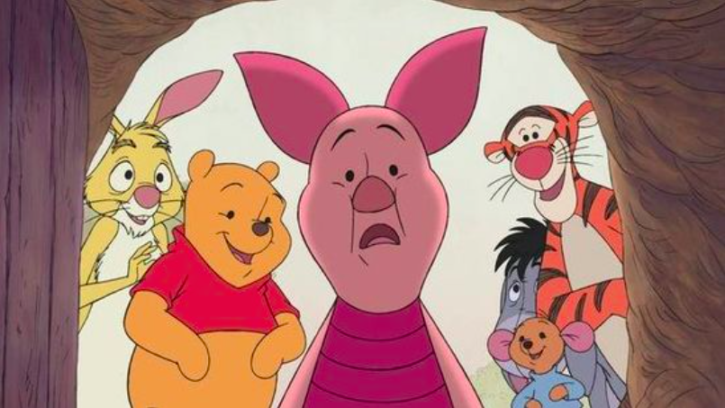Секој лик од Вини Пу претставува ментална болест