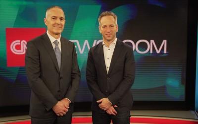 А2 – нов информативен ТВ канал во Албанија, афилијација на CNN