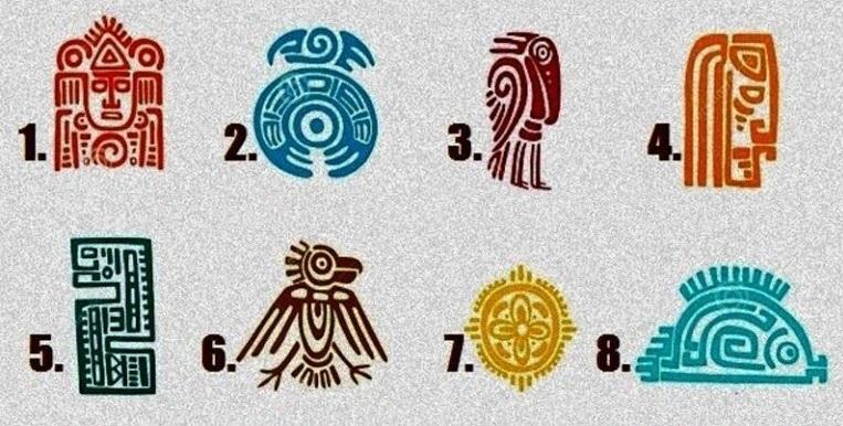 Изберете антички симбол и откријте ги скриените особини на вашата личност