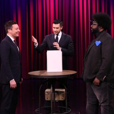 Магионичарски трикови во шоуто на Џими Фелон