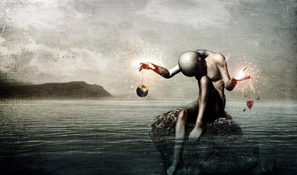 Приказна за непотребното жртвување: Како сами си го уништуваме животот?