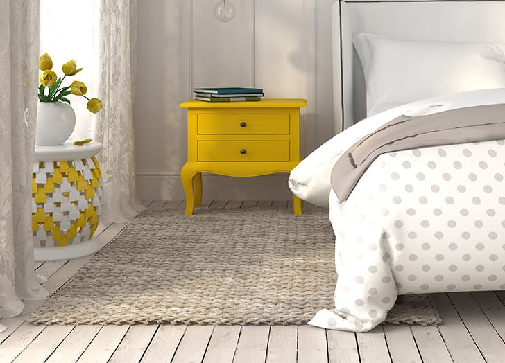 4 едноставни начини да додадете повеќе боја во вашиот дом