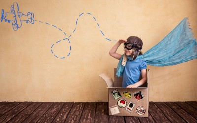 Како да воспитате креативни деца наместо амбициозни роботи?
