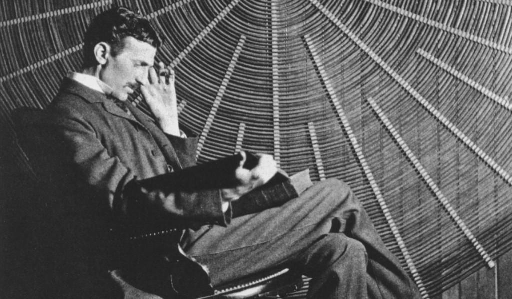 3 необични начини за зголемување на човечката енергија според Никола Тесла