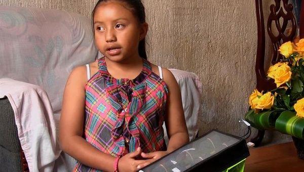 8-годишно девојче добило награда за нуклеарна наука