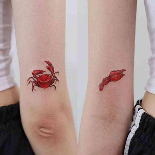 30 тетоважи што ќе им се допаднат на припадниците на знакот Рак