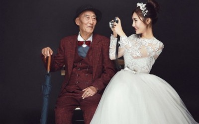 Девојка прави неверојатни фотографии за да ја исполни желбата на нејзиниот болен дедо