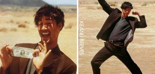 Целиот виртуелен свет му се смее на Киану Ривс поради неговите урнебесни фотографии