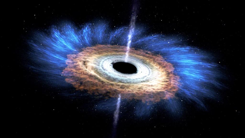 Според истражувања постои црна дупка која ви овозможува да живеете безброј иднини