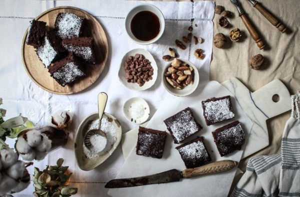Здрав рецепт за брауни колаче со само 4 состојки