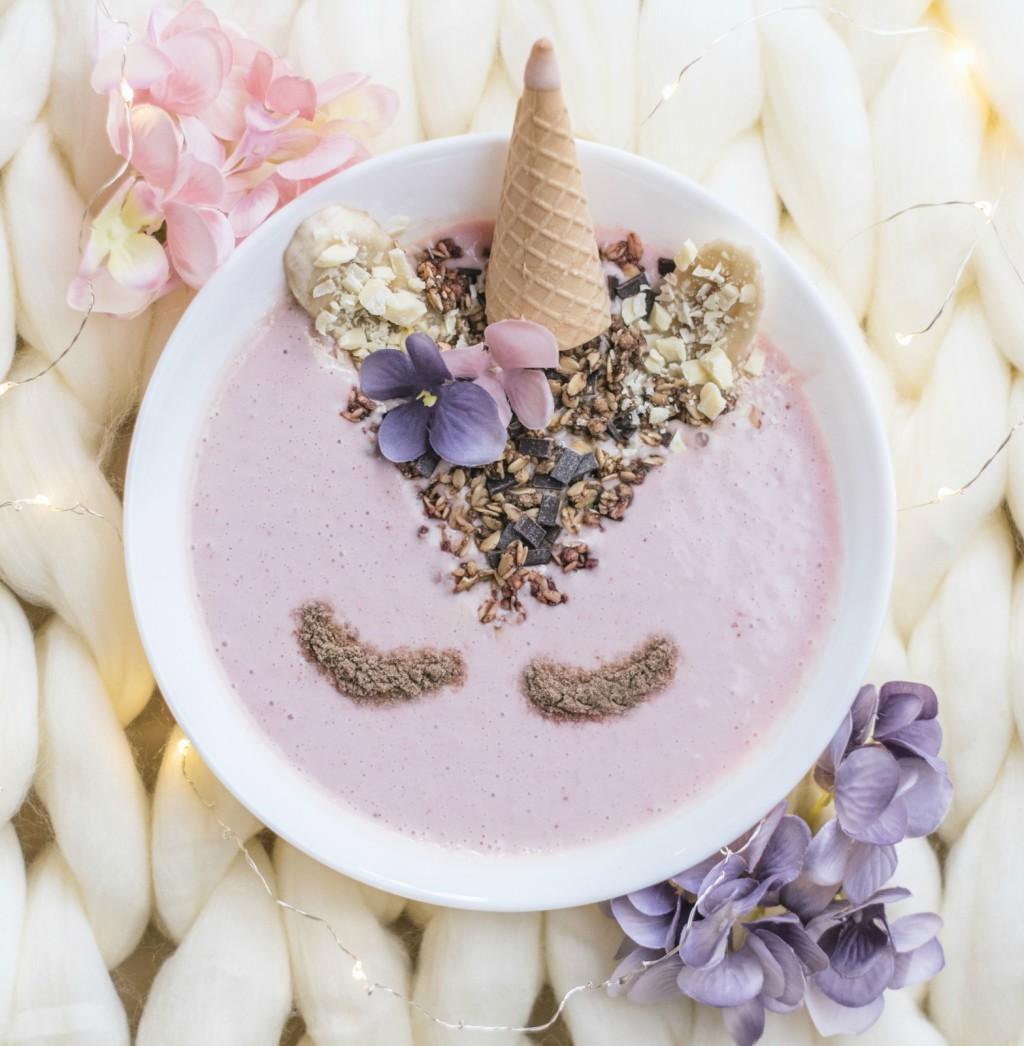 Здрава ужинка: Магично еднорог-смути со прекрасен вкус