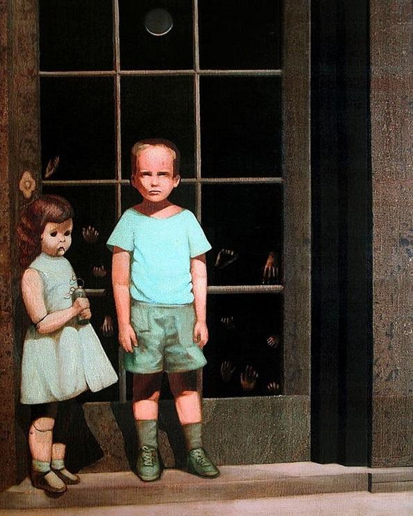 Паранормални приказни за 10 од најпознатите застрашувачки уметнички дела