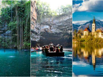 10 најубави природни езера во светот