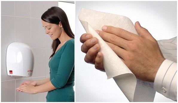 Апаратите за сушење раце може да бидат опасни за вашето здравје