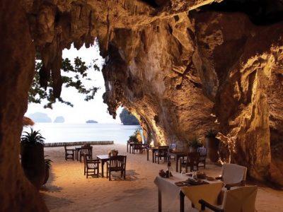 13 ресторани каде што храната не е главната атракција