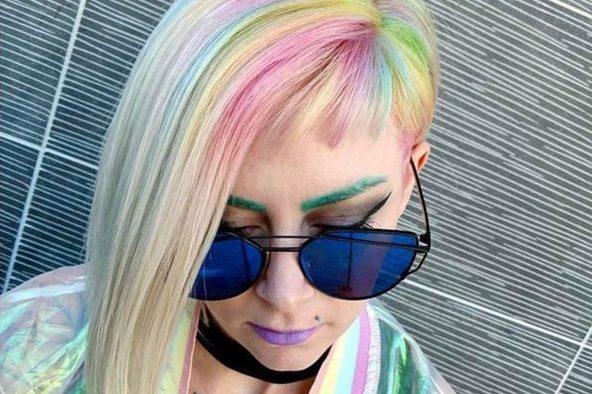Пролетен тренд за коса: Корени како виножито