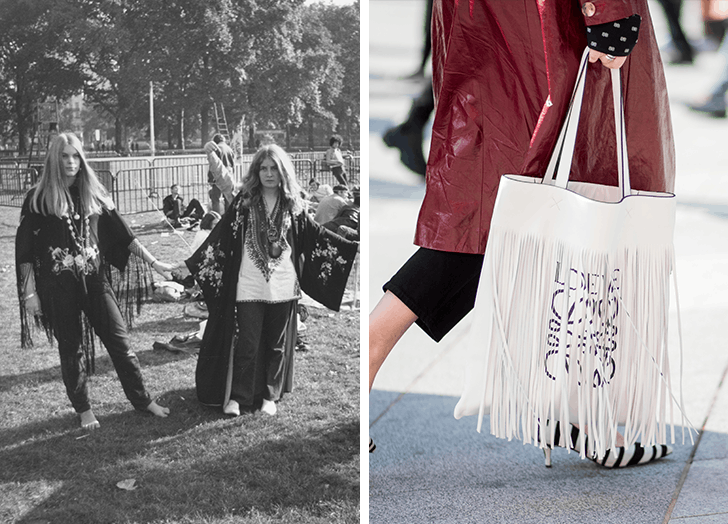 5 хипи модни трендови кои повторно се враќаат