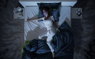 Една грешка пред спиење може да предизвика ноќни кошмари