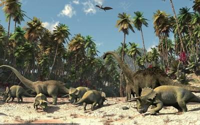 Како навистина започнал процесот на исчезнување на диносаурусите?