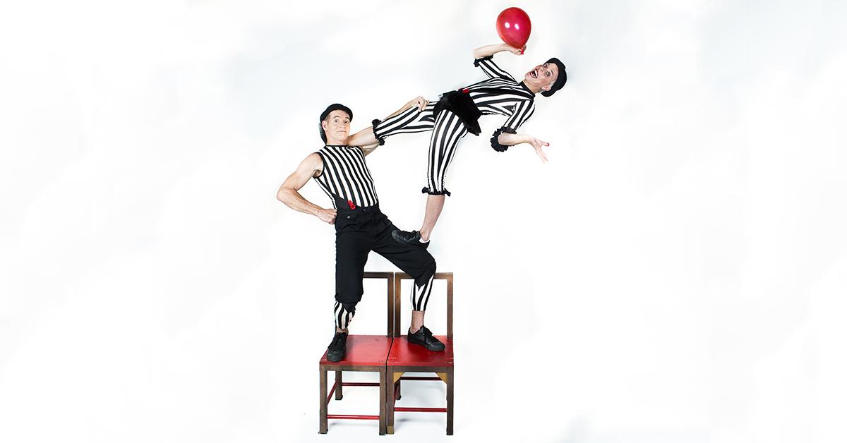 Животот е циркус, а сите ние сме дел од него